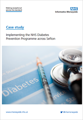 Implementing the NHS Diabetes Prevention Programme across Sefton
